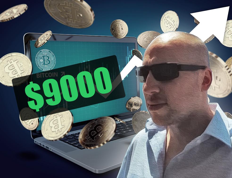 Bitcoin'i Çalmak İçin Herşeyi Denedi  ve Başardı