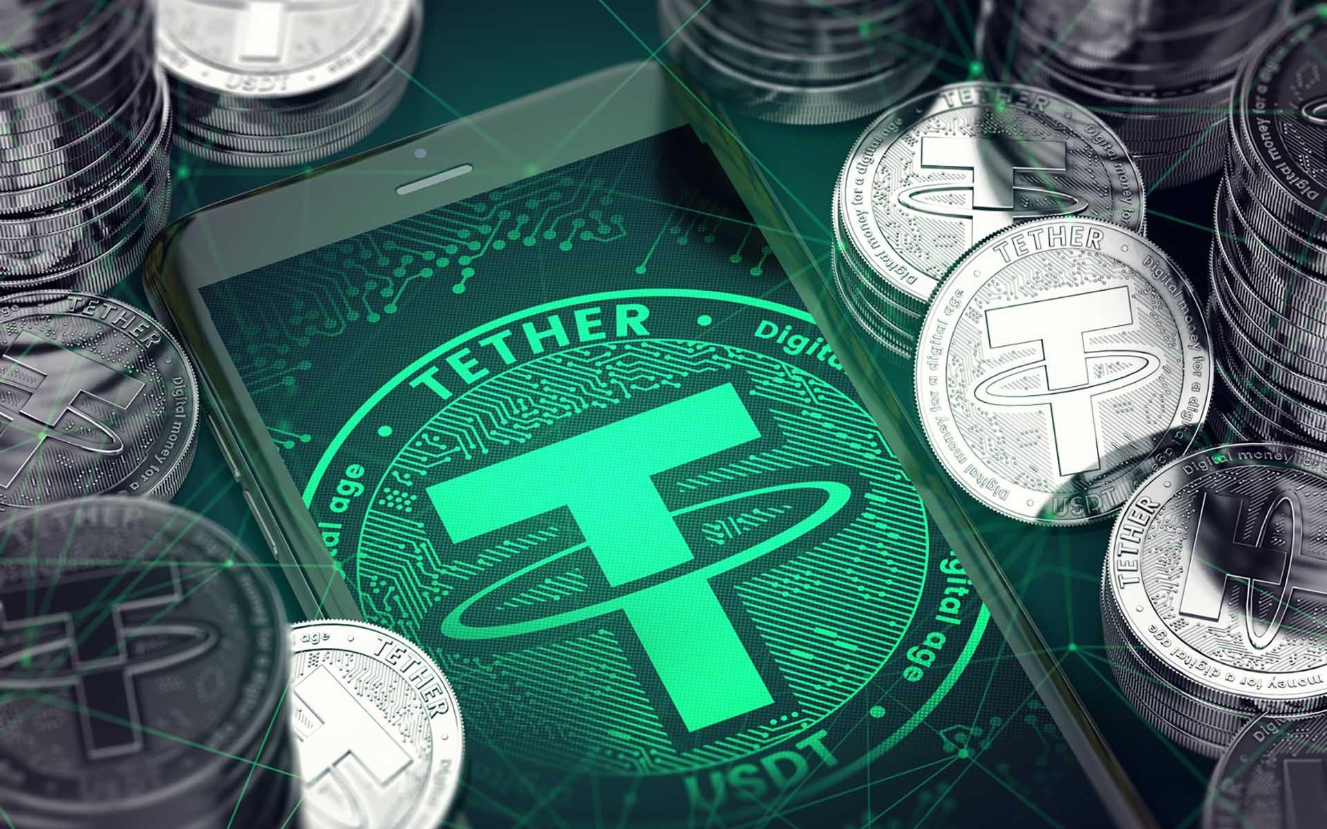 Tether'de 1 Milyar Dolar daha Ethereum için Tron'dan Ayrılmaya Ayarlandı..