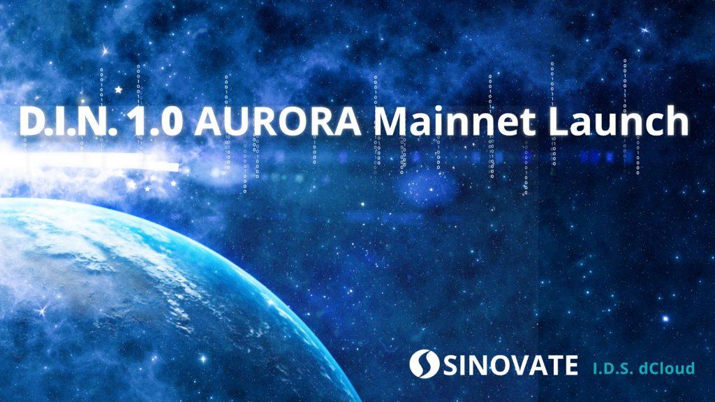 AURORA, SINOVATE AURORA Mainnet 550.000 bloğunda Başlatılıyor