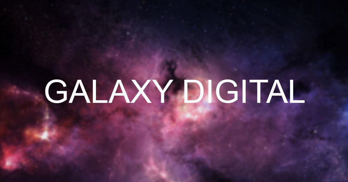 Galaxy Digital 60 Milyon Dolar Gelir Elde Etti