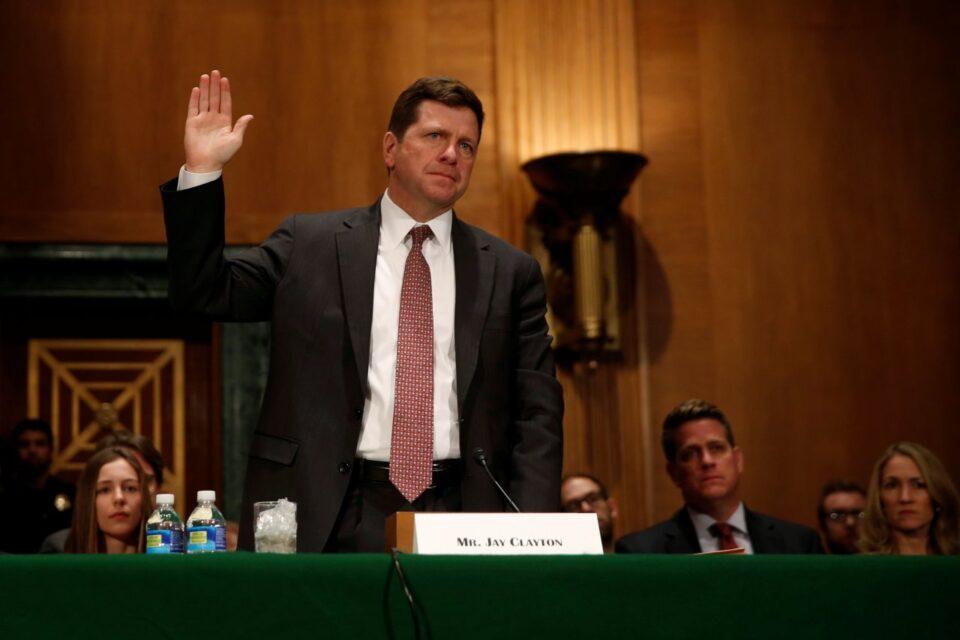 SEC, SEC Başkanı Görevinden Ayrılıyor