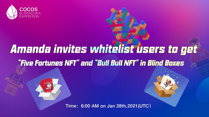 NFT madenciliği, NFT madenciliği: Five Fortunes NFT ve Bull Bull NFT almaya davet!