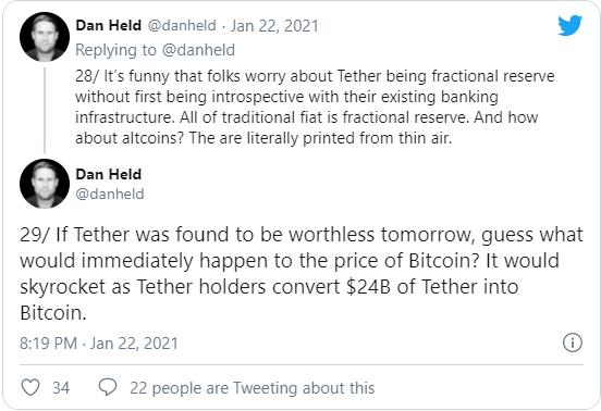 Btc yorum, Btc Yorum: Tether, Bitcoin'in iyileşmesinde nasıl bir rol oynadı?