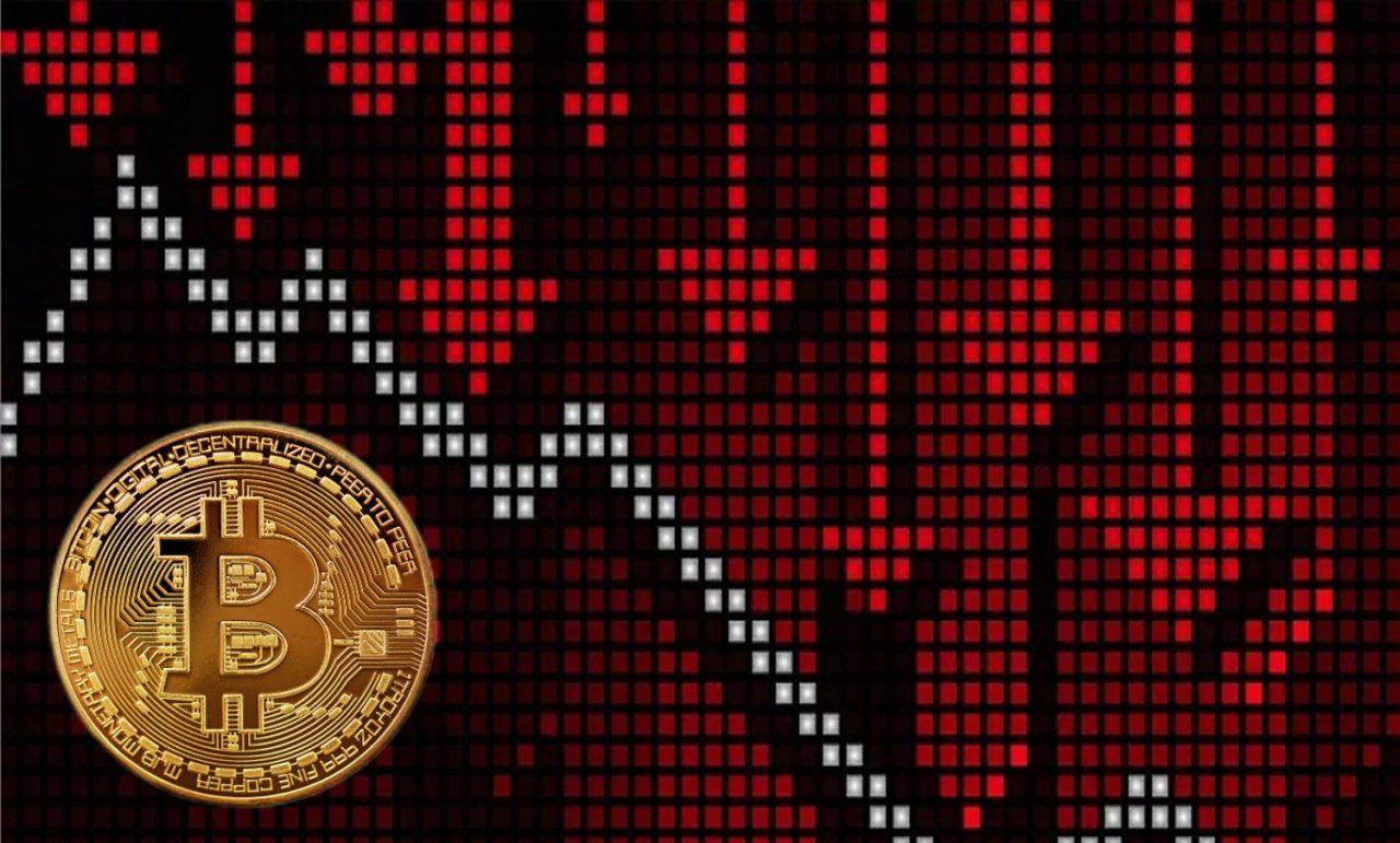 Bitcoin Düştü: Bitcoin 30.000 Dolara Gidiyor