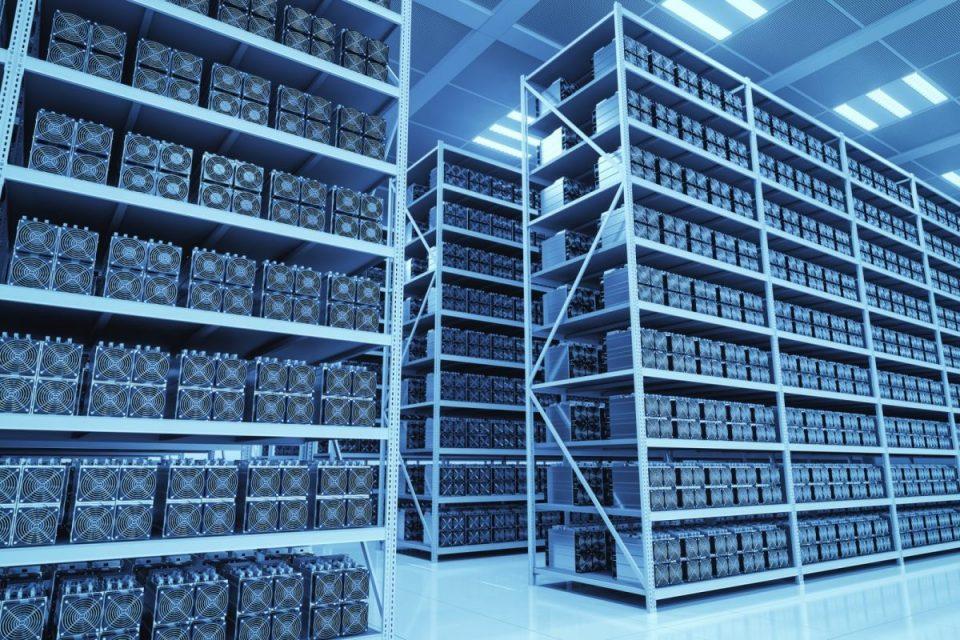 bitcoin, Bitcoin madenciliği çevre etkisi