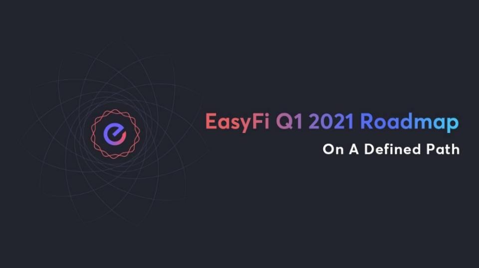 easyfi, EasyFi 2021 İlk Çeyrek Yol Haritası