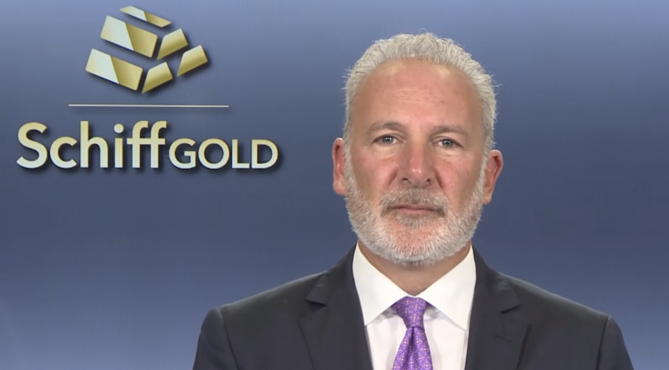 peter, Peter Schiff'ten Bitcoin'e Yeni Salvo!