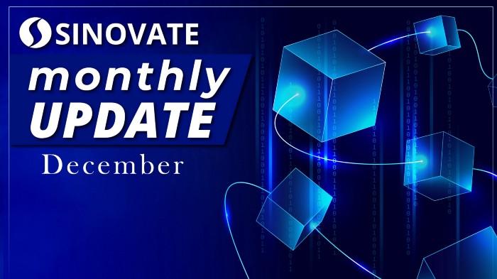 sinovate, SINOVATE Haftalık Güncelleme 11/01/2021 ~ 18/01/2021