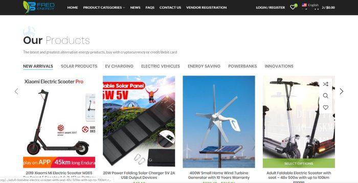 , FRED Energy, likiditeyi artırmak için bir ERC-20 tokenı piyasaya sürdü.