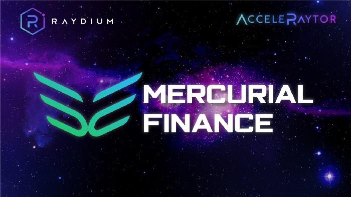 Mercurial Finance AcceleRaytor'da Başlıyor!