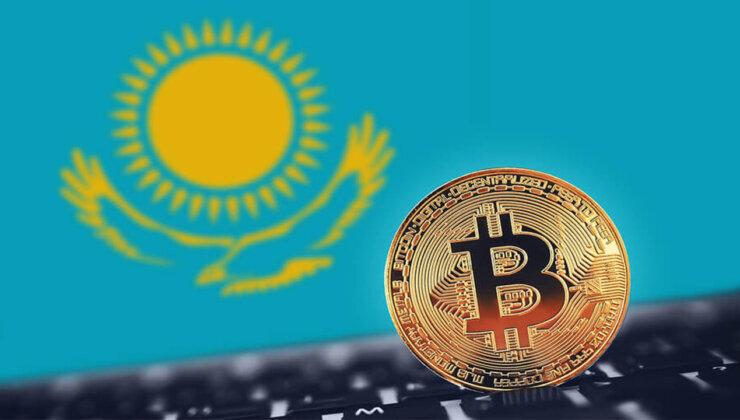 Kazakistan'da Bankalar Kripto Para İşlemleri Sunacak