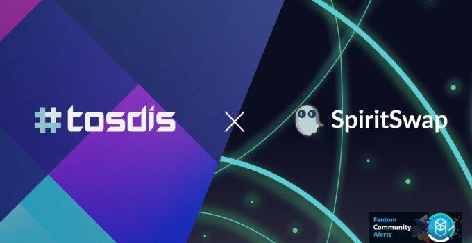 TosDis Fantom Zincirinde: Geliştirme Güncellemeleri ve Yeni Ortaklıklar