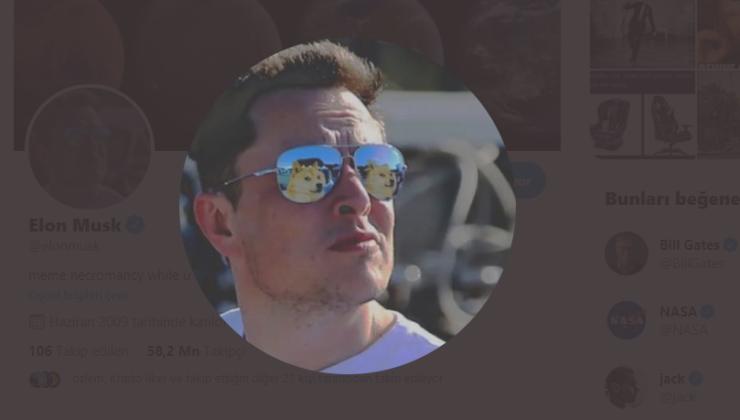 Elon Musk 'tan Yeni Dogecoin 'li Profil Fotoğrafı Geldi!