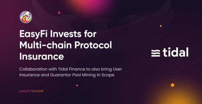 EasyFi, Multichain Protokol Sigortasına Yatırım Yapacak!