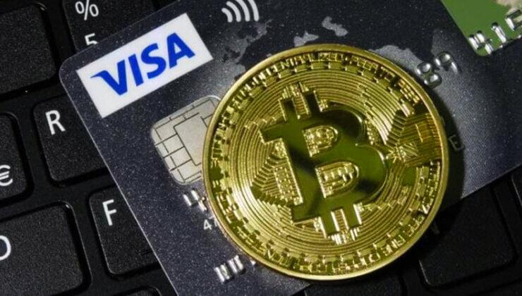 Visa, Brezilya'da Bankalara Kripto Para Hizmeti Getiriyor!