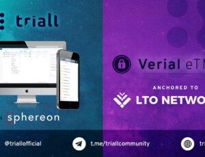 Triall, Real-World Klinik Denemelerinde LTO Network İle Çalışacak!