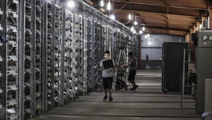 Bitmain, 56.000 Bitcoin Madencisine Ev Sahipliği Yapacak
