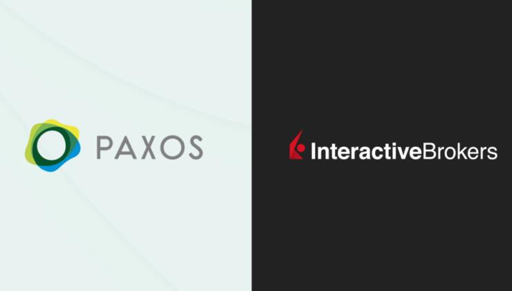 Interactive Brokers, Paxos İle Kripto Ticareti Başlatıyor!