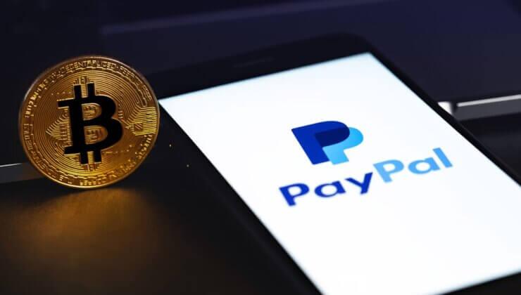 Paypal Birleşik Krallık'ta Kripto Para Hizmetlerini Başlattı!