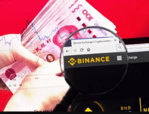 Binance, Çin Yuanı ile Yapılacak İşlemleri Durdurma Kararı Aldı