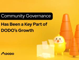 Topluluk Yönetimi, DODO Büyümesinin Önemli Bir Parçası Oldu