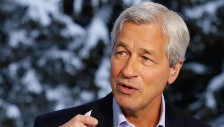 JPMorgan CEO'su Jamie Dimon, Bitcoin İle İlgili Yine Sert Konuştu