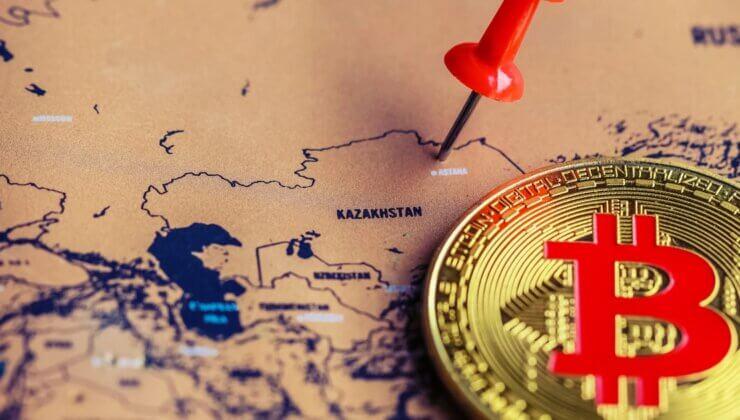 Kazakistan'daki Kripto Çiftlikleri Kayıt Altına Alınabilir