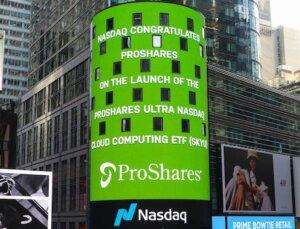 Proshares Bitcoin ETF'i NYSE'de Listelenecek