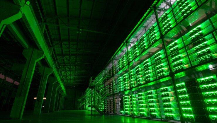 Çinli Kripto Madencileri Nedeniyle Rusya'da Enerji Tüketimi Arttı