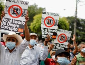 El Salvador'da Bitcoin Protestoları Hız Kesmeden Devam Ediyor