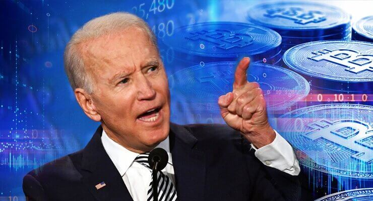 ABD Başkanı Biden, Kripto Düzenleme İçin Kararname İmzaladı İddiası